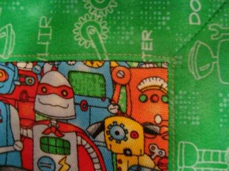 Stitch Oon The Accent Fabric