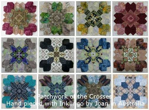 Patchwork Of The Crosses Examples