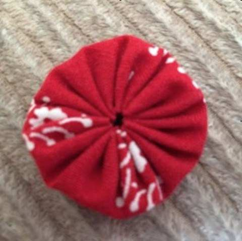 Perfect Quilting Yo-Yos - Result