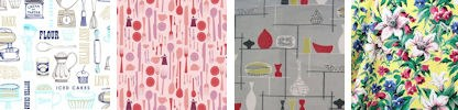 Kitchen Themed Fabrics