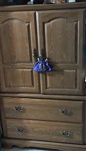 Armoire Stash Storage