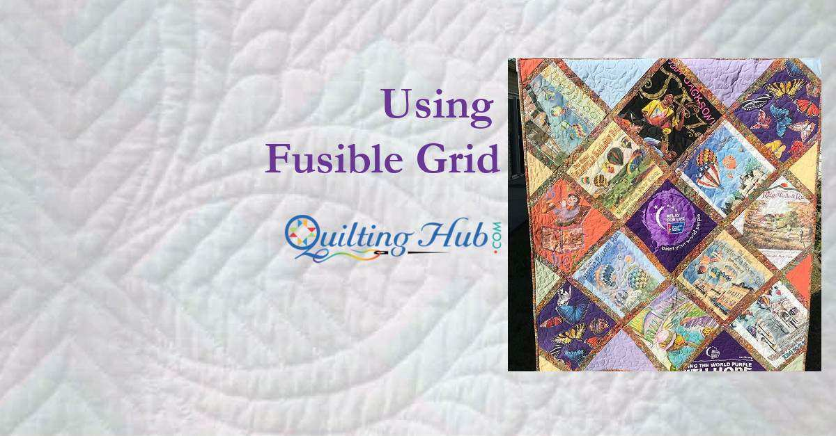 Using Fusible Grid