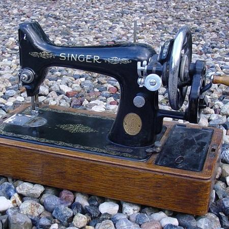 antique singer