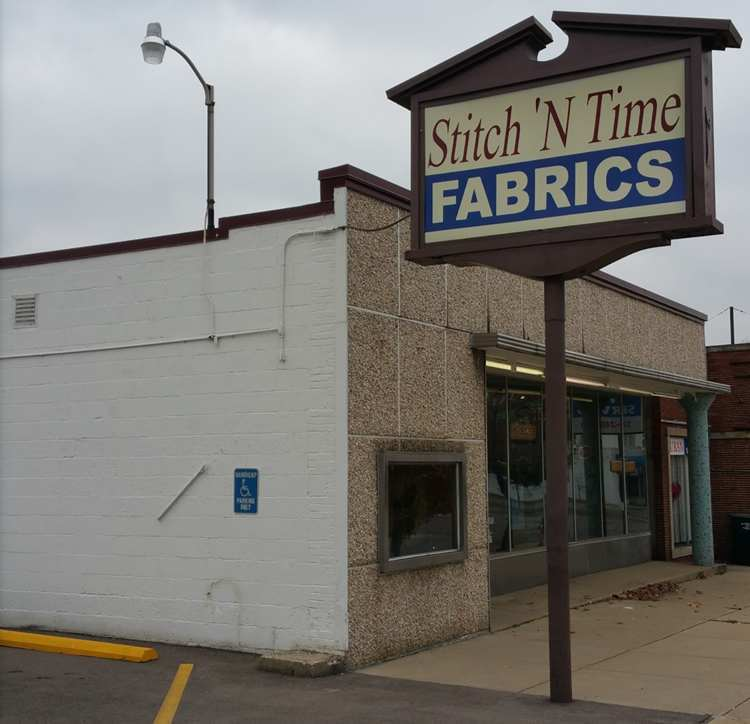 Stitch N Time Fabrics in South Bend, Indiana on QuiltingHub