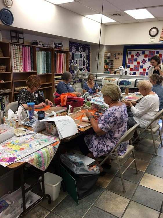 Hen Feathers Quilt Shop in Wichita, Kansas on QuiltingHub
