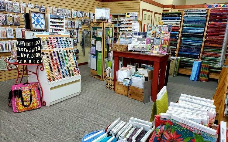 Sew Simple Quilt Shoppe in Ozark, Missouri on QuiltingHub