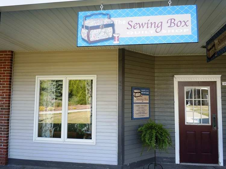 Sewing Box Quilt Shop in Somerset, Pennsylvania on QuiltingHub