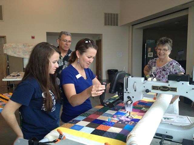 At The Heart Of Quilting in Beloit, Wisconsin on QuiltingHub