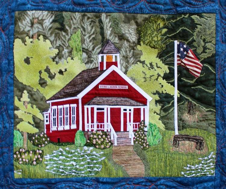Redwood Empire Quilters Guild in Eureka, California on QuiltingHub