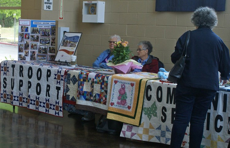 Roseville Quilters Guild in Rocklin, California on QuiltingHub