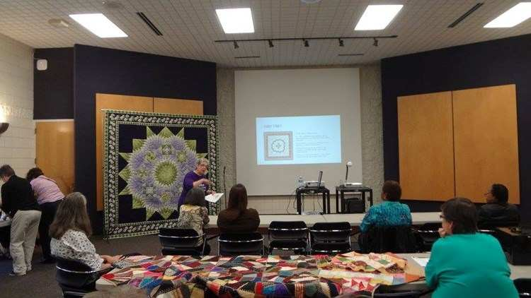 Tarheel Quilters Guild in Fayetteville, North Carolina on QuiltingHub