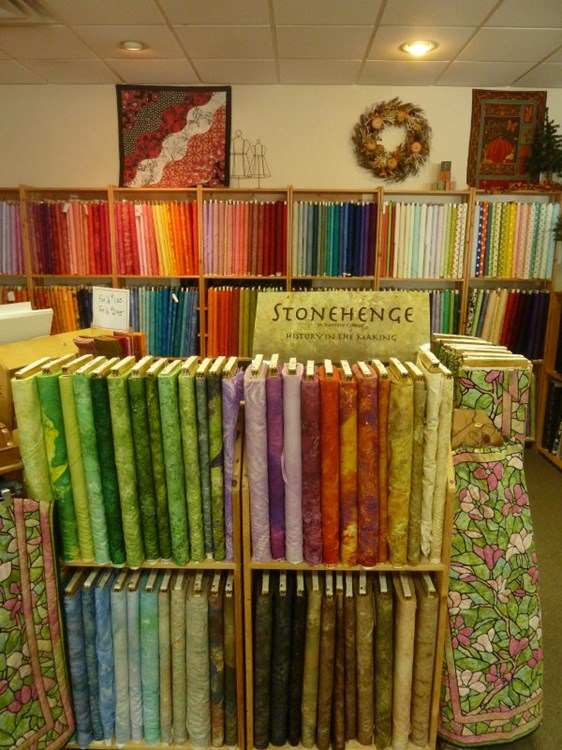 Alma Sues Quilts in Sarasota, Florida on QuiltingHub