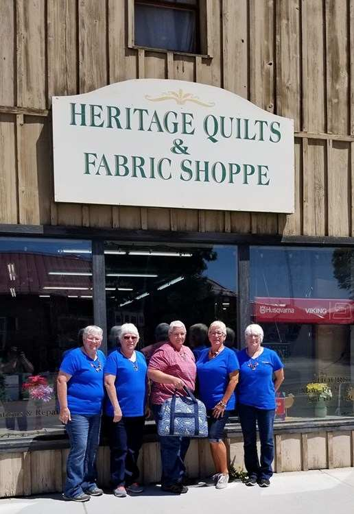Heritage Quilts and Fabric Shoppe in Pinedale, Wyoming on QuiltingHub