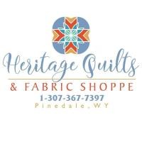 Heritage Quilts and Fabric Shoppe in Pinedale