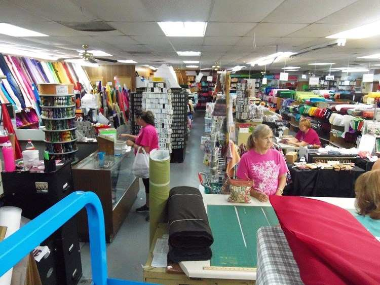 Wilsons Fabric in Boaz, Alabama on QuiltingHub