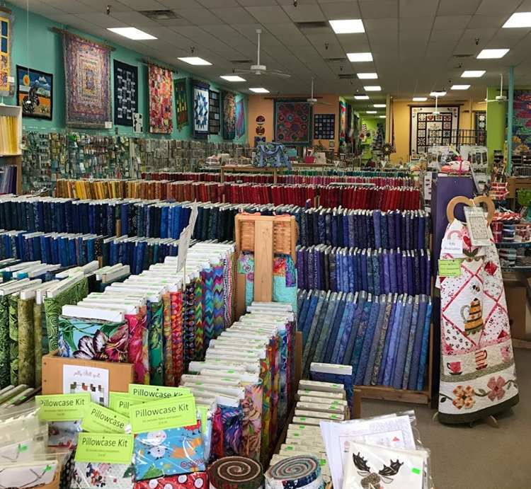 Quilt Country in Lewisville, Texas on QuiltingHub