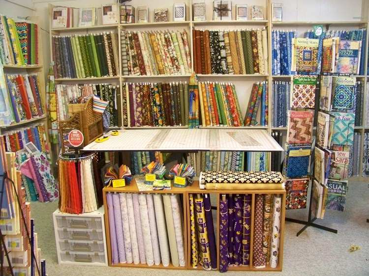 Mamas Quilt Shop in Independence, Louisiana on QuiltingHub