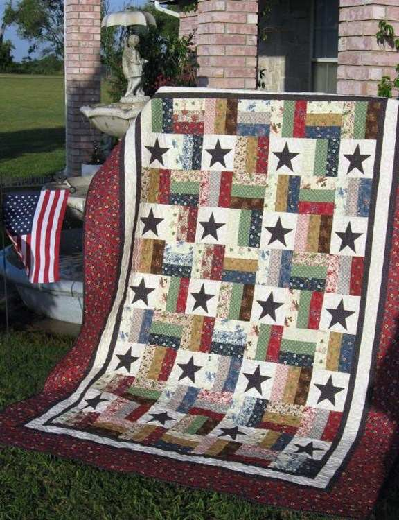 Pure Joy Designs in Rattan, Oklahoma on QuiltingHub