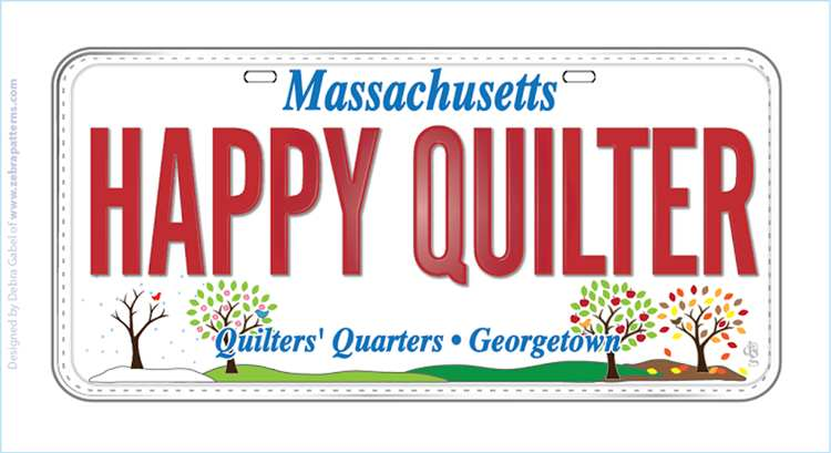 Quilters Quarters in Georgetown, Massachusetts on QuiltingHub