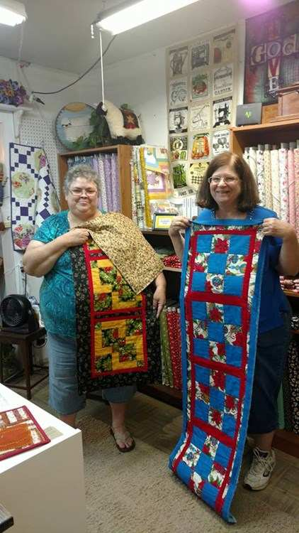 Heavenly Threads Quilt Shop in Trinity, Texas on QuiltingHub