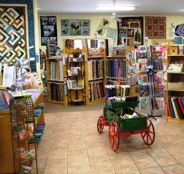 Back Porch Quilts in Livingston, Montana on QuiltingHub