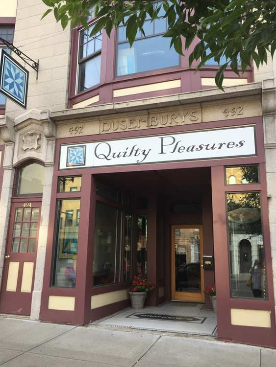 Quilty Pleasures in Geneva, New York on QuiltingHub
