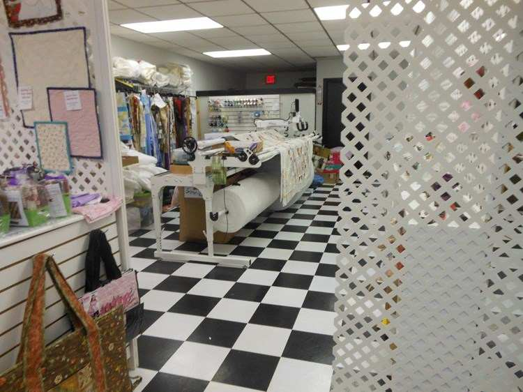 Buttons and Bolts Fabric And Quilting Supply in Salem, Wisconsin on QuiltingHub