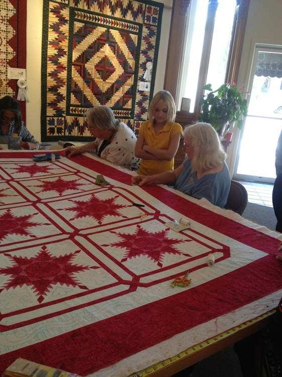 Piecemakers Quilt Guild in Corsicana, Texas on QuiltingHub
