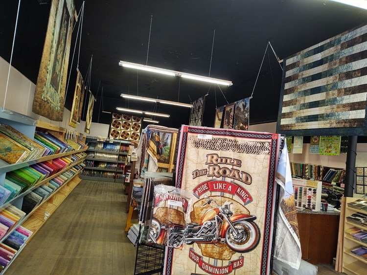 Shearwood Quilts And Fabrics in Jamesport, Missouri on QuiltingHub