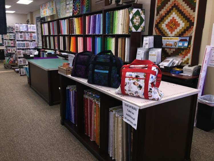 Northern Hearth Quilting and Sewing Center in Cadillac, Michigan on QuiltingHub