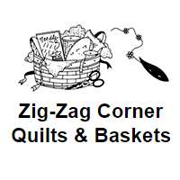 Zig-Zag Corner Quilts Baskets LLC in Greenfield