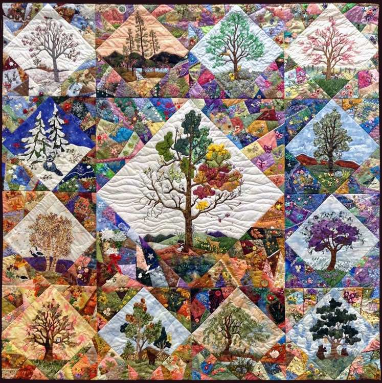 Oroville Piecemakers Quilt Guild in Palermo, California on QuiltingHub