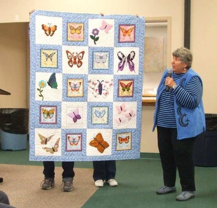 Macomb County Quilt Guild in Charter Township of Clinton, Michigan on QuiltingHub