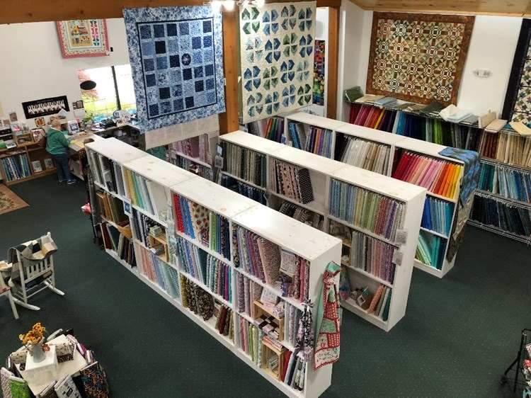 Abbi Mays Fabric Shop in Muskegon, Michigan on QuiltingHub
