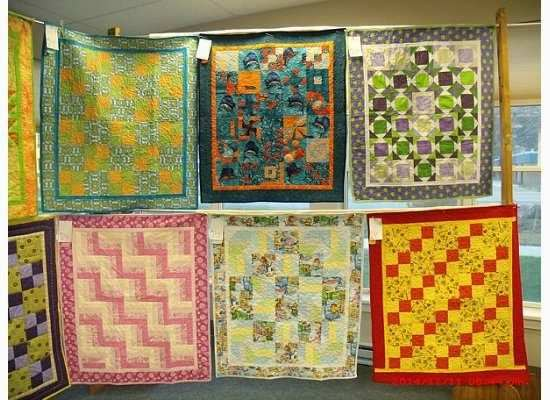 Smethport Area Piecemakers Quilt Guild in Smethport, Pennsylvania on QuiltingHub