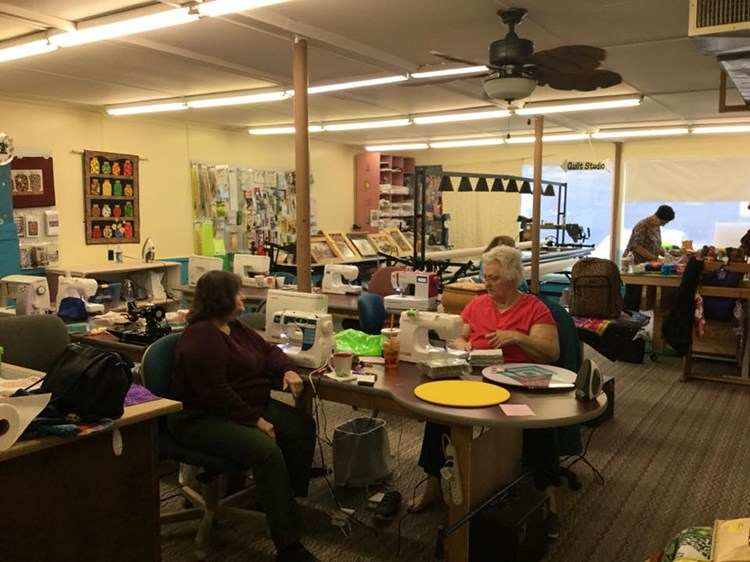 Paradise Quilting And Gift Studio in Concord, New Hampshire on QuiltingHub