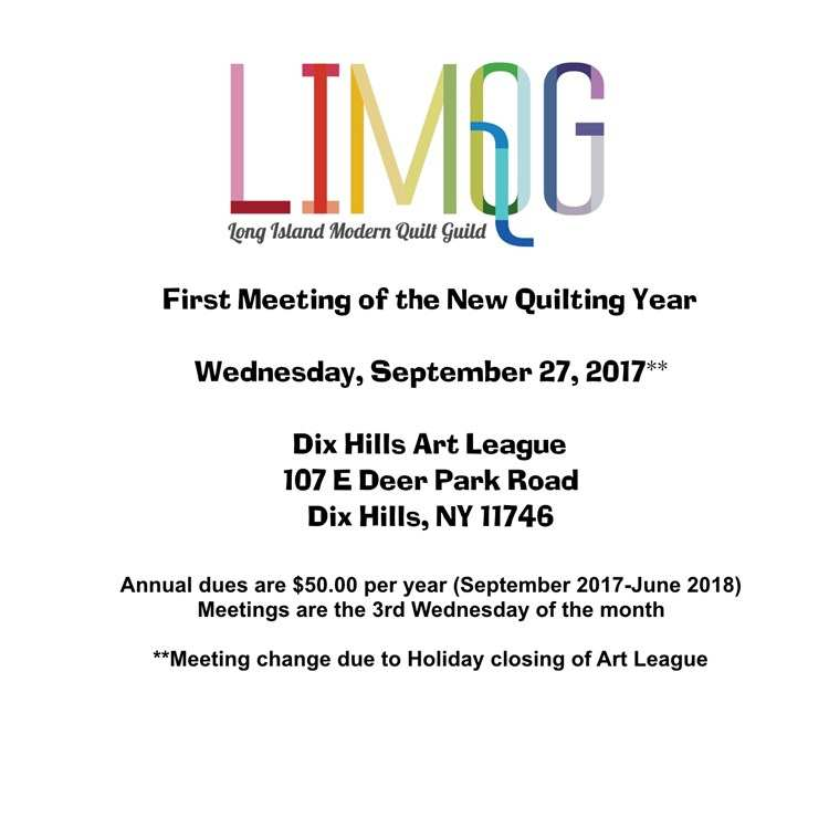 LIMQG in Plainview, New York on QuiltingHub