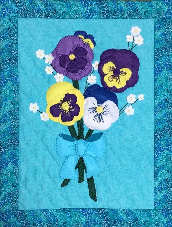 Joyous Applique Designs in Hampton, Virginia on QuiltingHub