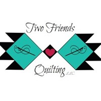 Two Friends Quilting in Wasilla