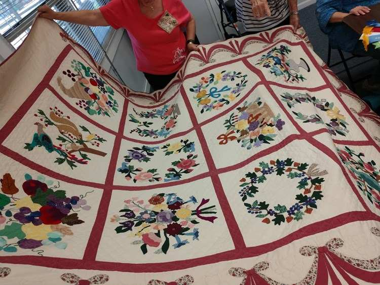Island City Quilt Guild in Plainwell, Michigan on QuiltingHub