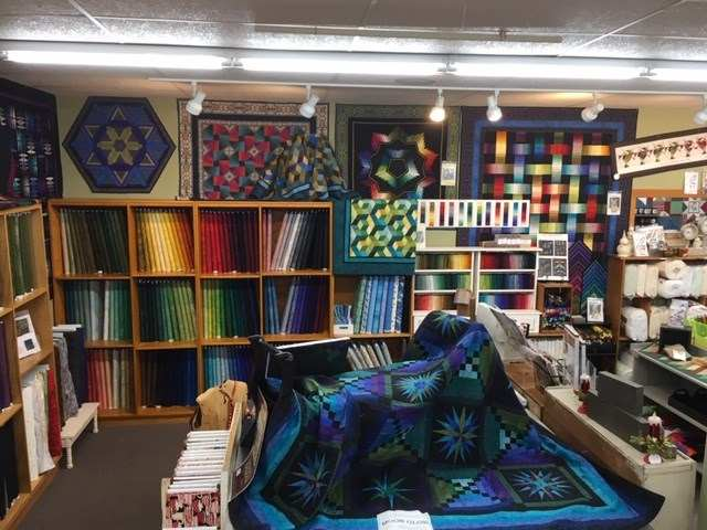 Bay Window Quilt Shop in Perham, Minnesota on QuiltingHub