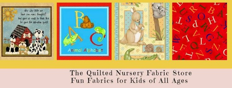 Quilted Nursery Fabric Store in Missoula , Montana on QuiltingHub