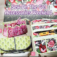 Sew on the Go Accessories Weekend!  in Tampa
