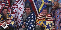 Quilts of Valor in Paducah
