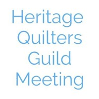 The Quilting Party monthly meeting in Blacksburg