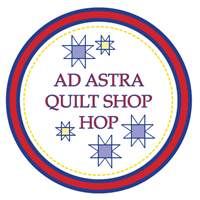 Ad Astra Adventures Quilt Shop Hop in