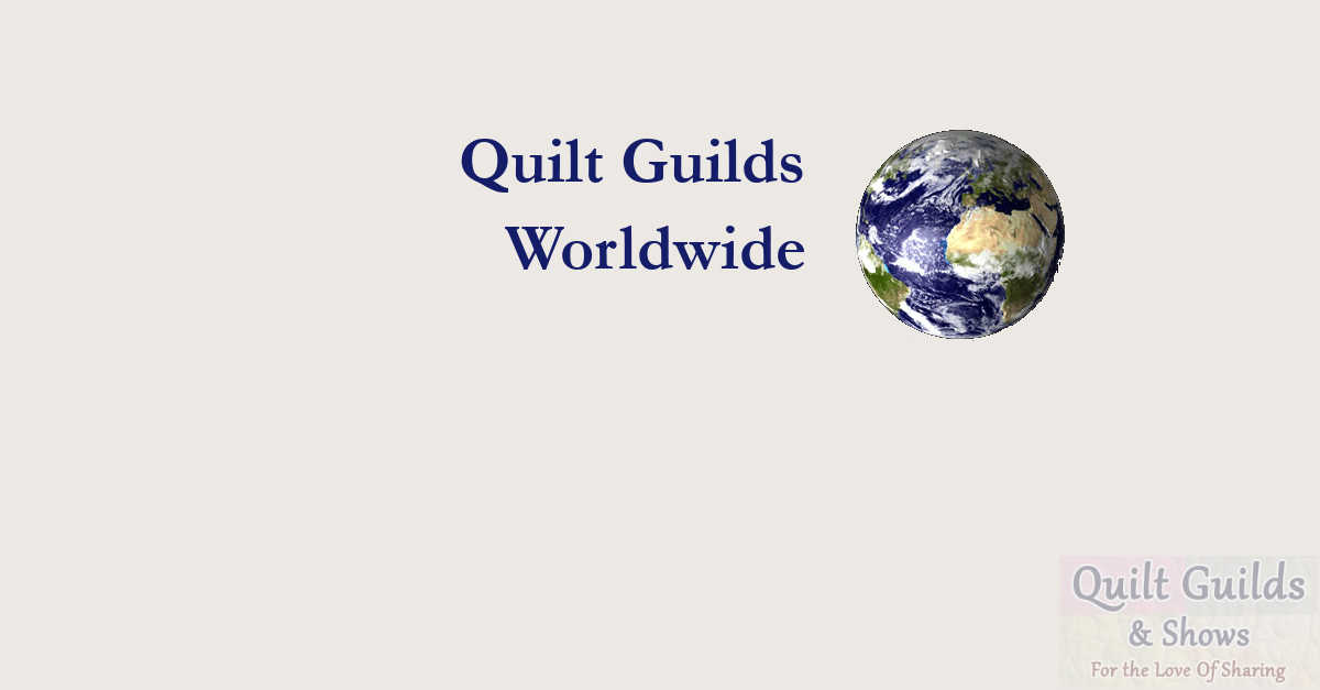 Quilt Guilds Directory