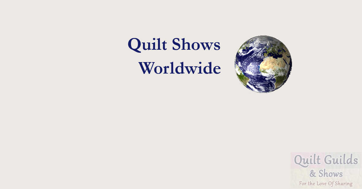Quilt Shows Directory